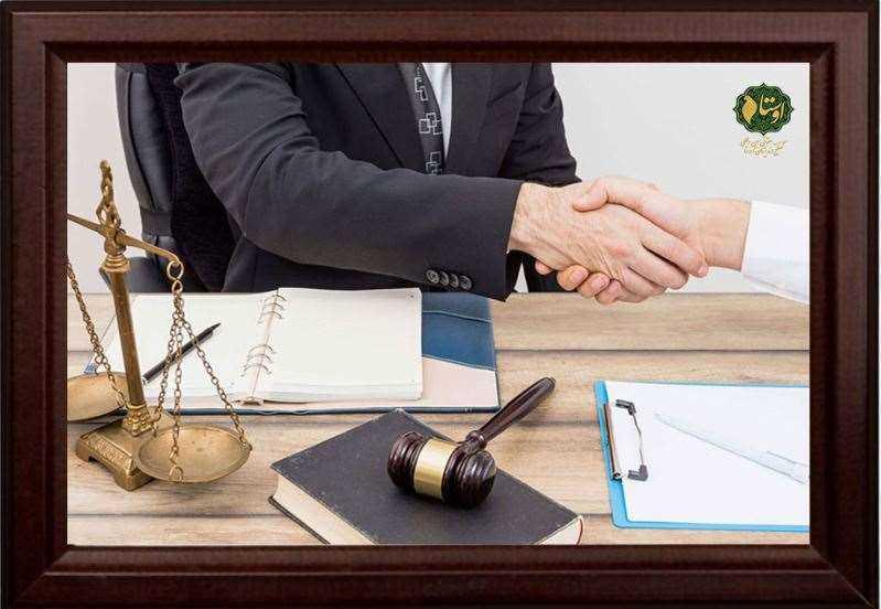 قرارداد کاری مشاور حقوقی