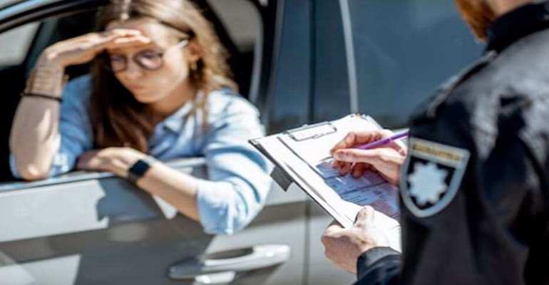 جرایم تخلفات رانندگی و قوانین کیفری مربوطه
